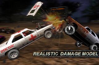 Demolition Derby: Crash Racing скриншот 1