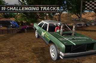 Demolition Derby: Crash Racing скриншот 2