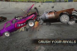 Demolition Derby: Crash Racing скриншот 3