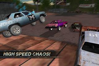 Demolition Derby: Crash Racing скриншот 4
