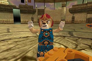 LEGO Legends of Chima: Speedorz скриншот 1