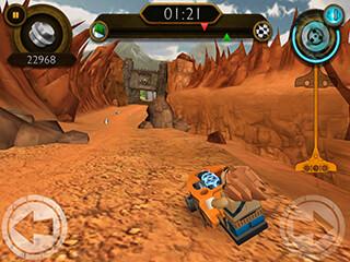 LEGO Legends of Chima: Speedorz скриншот 3