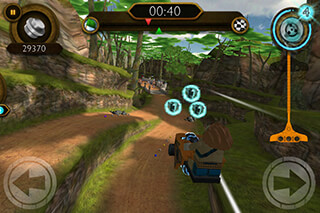 LEGO Legends of Chima: Speedorz скриншот 2