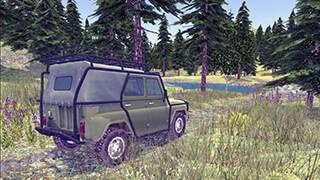 4x4 SUVs Russian Off-Road 2 скриншот 1