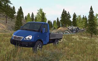 4x4 SUVs Russian Off-Road 2 скриншот 2