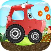 Kids Car Racing game: Beepzz иконка