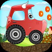 Гоночная игра для детей: Beepzz (Kids Car Racing game: Beepzz)