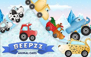 Kids Car Racing game: Beepzz скриншот 1