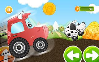 Kids Car Racing game: Beepzz скриншот 3