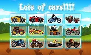 Fun Kid Racing скриншот 1