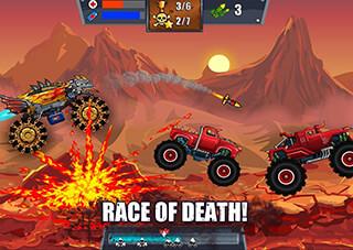 Mad Truck Challenge: Racing скриншот 2