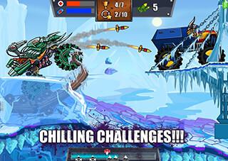 Mad Truck Challenge: Racing скриншот 4