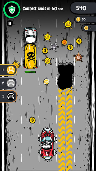 Viber: Rude Rider скриншот 2