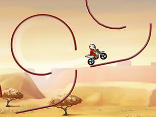 Bike Race Free скриншот 1