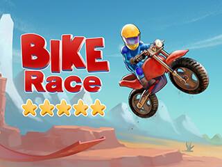Bike Race Free скриншот 3