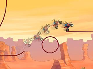 Bike Race Free скриншот 4