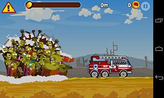 Zombie Road Trip скриншот 3