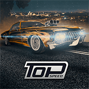 Top Speed: Drag and Fast Racing Experience иконка