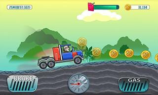 Cars: Hill Climb Race скриншот 2