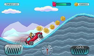 Cars: Hill Climb Race скриншот 3