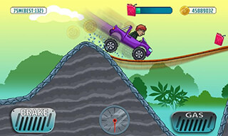 Cars: Hill Climb Race скриншот 4