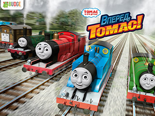 Thomas and Friends: Express Delivery скриншот 1