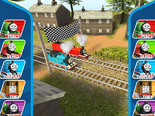 Thomas and Friends: Express Delivery скриншот 2