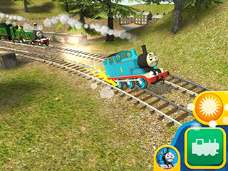 Thomas and Friends: Express Delivery скриншот 4