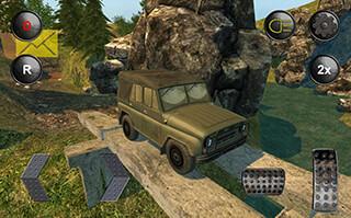 4x4 Russian SUVs Off-Road скриншот 2