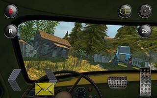 4x4 Russian SUVs Off-Road скриншот 4