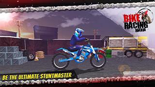 Bike Racing Mania скриншот 1