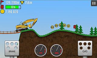 Hill Racing PvP скриншот 2