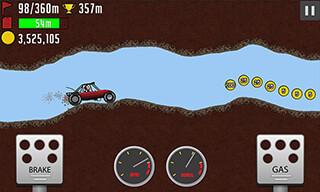 Hill Racing PvP скриншот 3