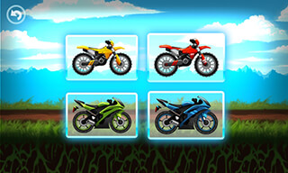 Fun Kid Racing: Motocross скриншот 1