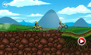 Fun Kid Racing: Motocross скриншот 2