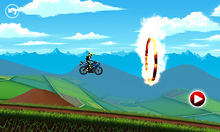 Fun Kid Racing: Motocross скриншот 4
