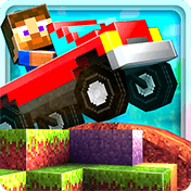 Blocky Roads иконка