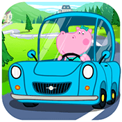 Baby Car Racing иконка