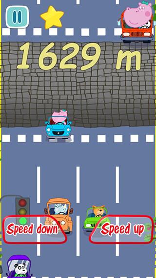 Baby Car Racing скриншот 4