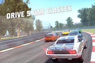 Need for Racing: New Speed Car скриншот 1