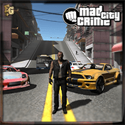 Mad City Crime 2.02 Beta иконка