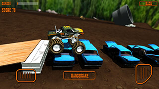 RC Monster Truck скриншот 2