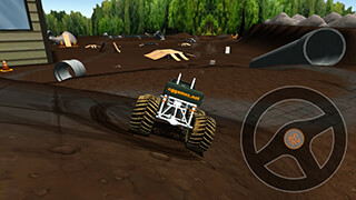 RC Monster Truck скриншот 4