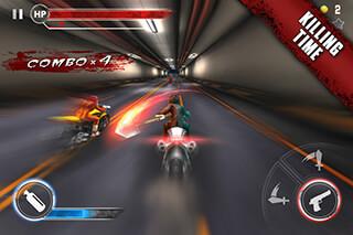 Death Moto 3 скриншот 2