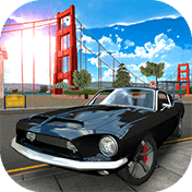 Car Driving Simulator: SF иконка