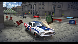 Car Driving Simulator: SF скриншот 3