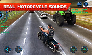 Moto Traffic Race скриншот 2