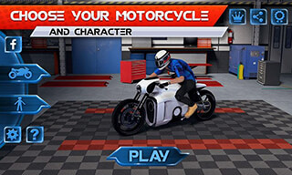 Moto Traffic Race скриншот 3