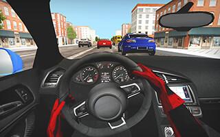 In Car Racing скриншот 2