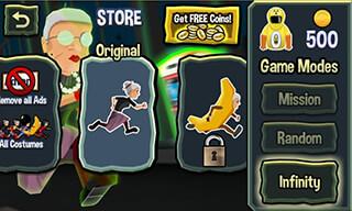 Angry Gran: RadioActive Run скриншот 2